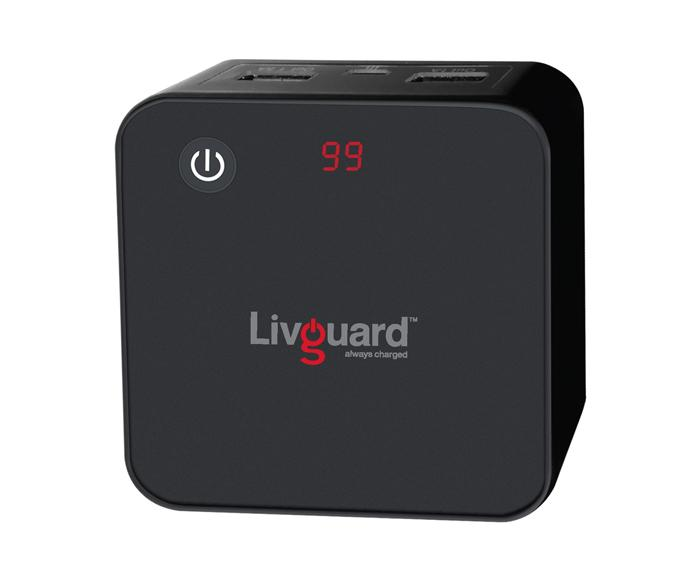 Livguard-7800mAh-PowerBank