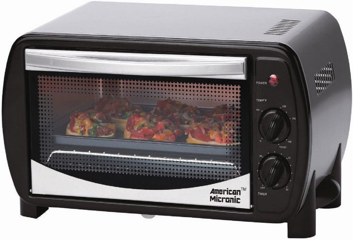 American Micronic 14 Liters Oven Toaster Griller Otg