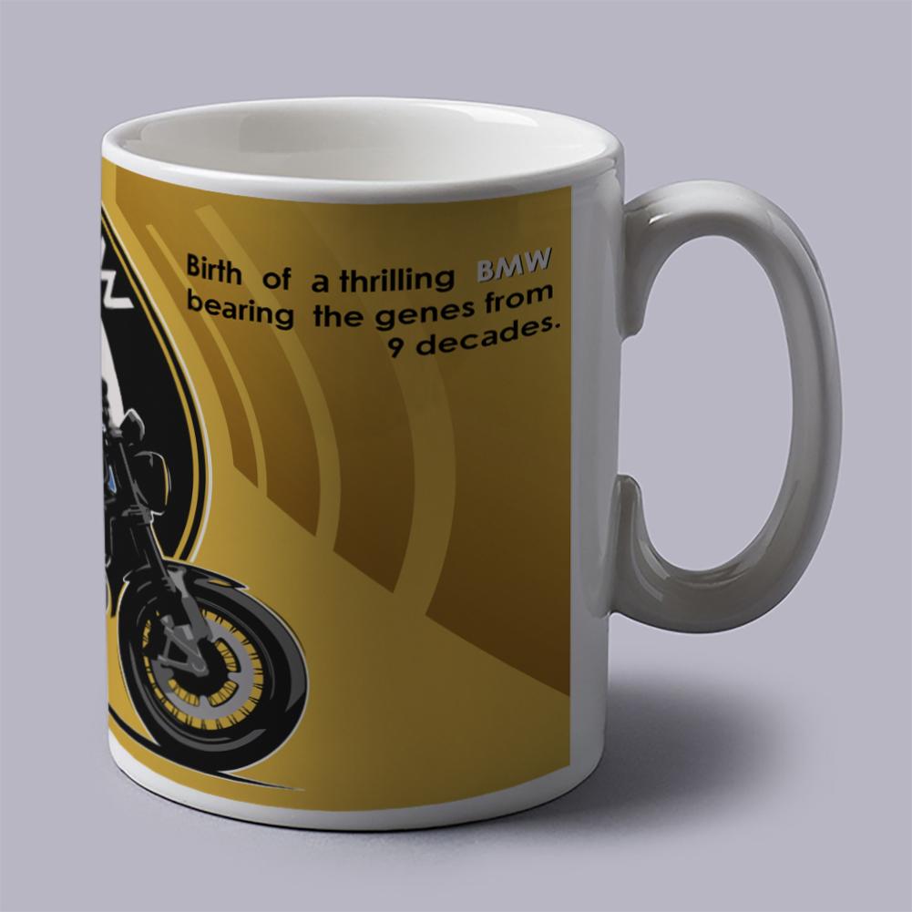 Bmw Motorcycle Coffee Mug Mg0266 At Best Prices