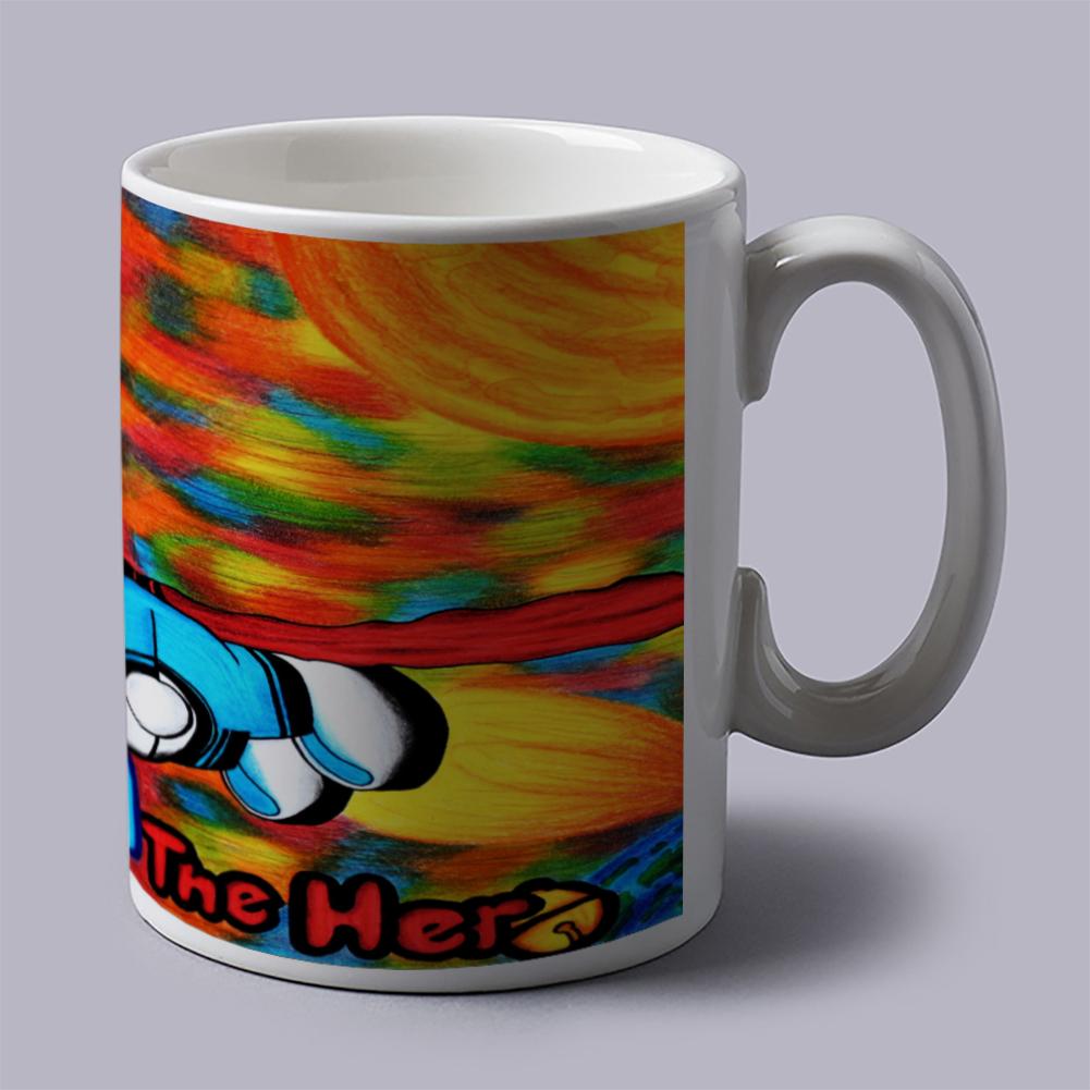 Doraemon The Hero Artistic Coffee Mug Prices In India