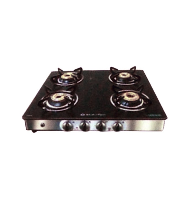 Majesty CGX-4B 4 Burner Gas Cooktop
