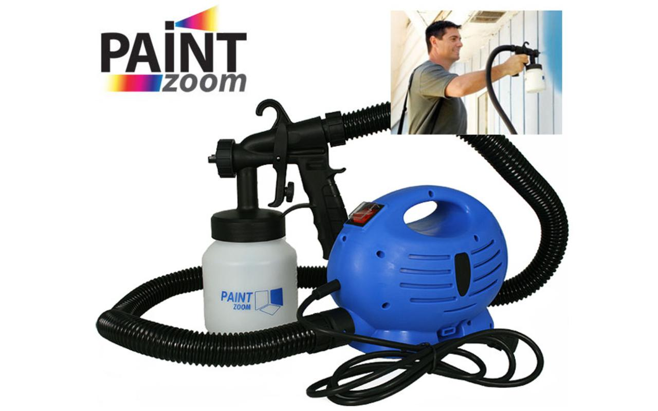 Paint Guns Amp Sprays Paint Zoom Electric Paint Sprayer