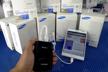 Samsung Power Bank 9000mah Samsung Power Bank 9000 Mah