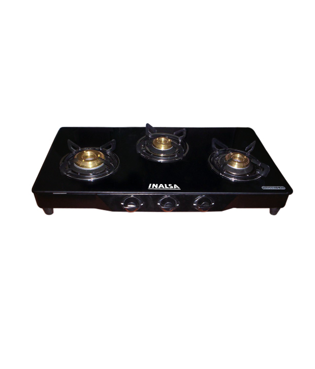 Spark 3B 3 Burner Gas Cooktop
