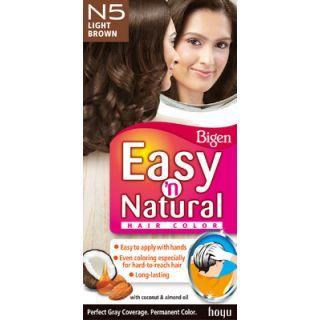 Bigen Easy N Natural Black
