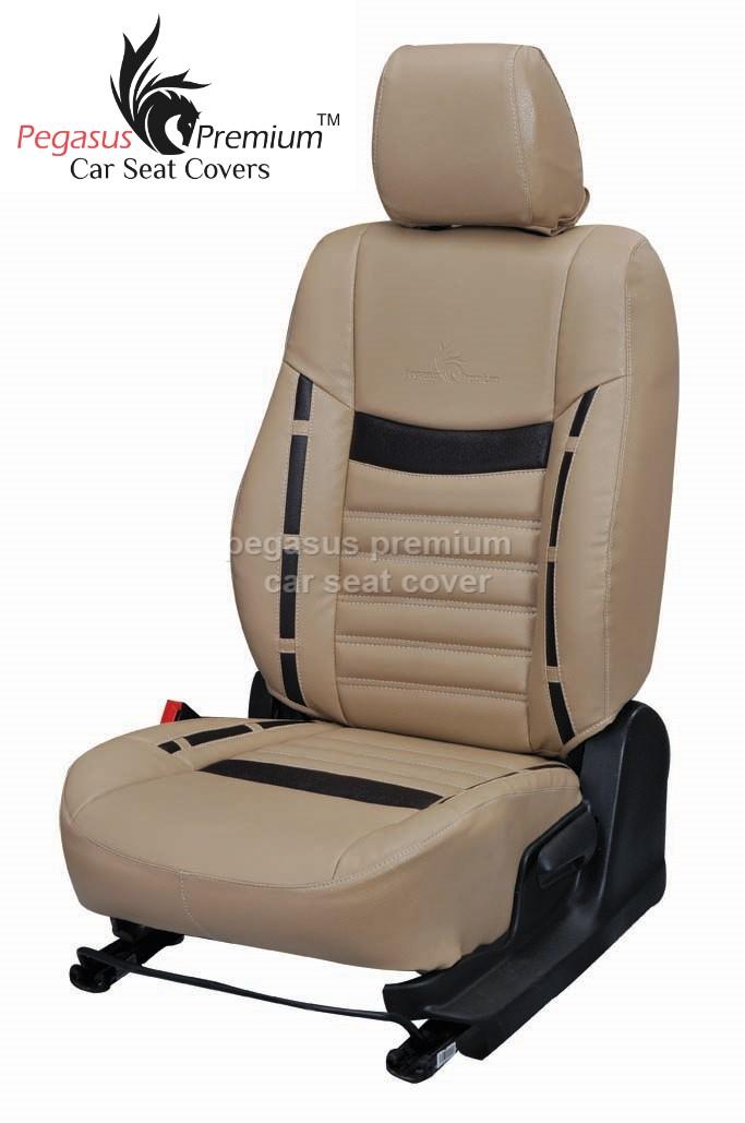 Maruti Ciaz Leatherite Customised Car Seat Cover Pp376