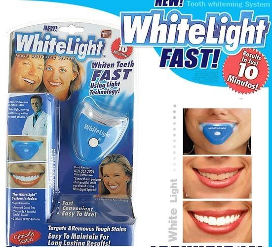 dental white light teeth whitening system oral dental care kit. Black Bedroom Furniture Sets. Home Design Ideas