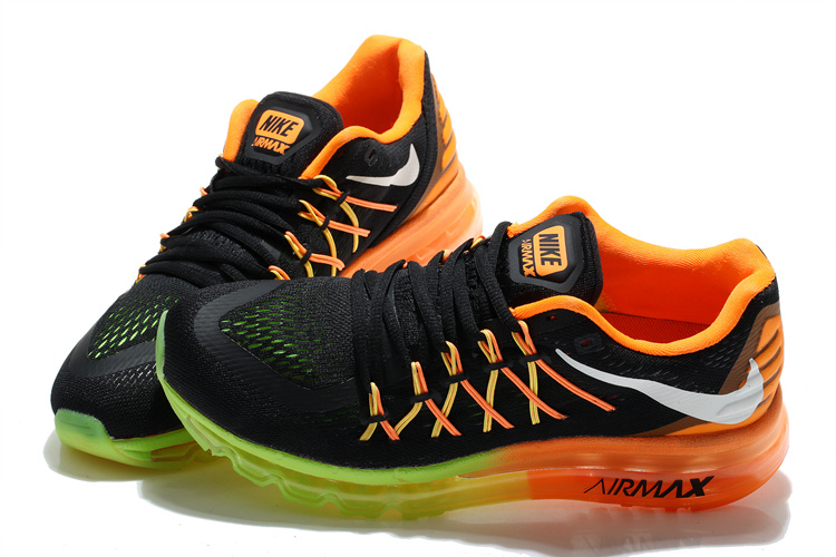 nike air max 2015 yellow orange