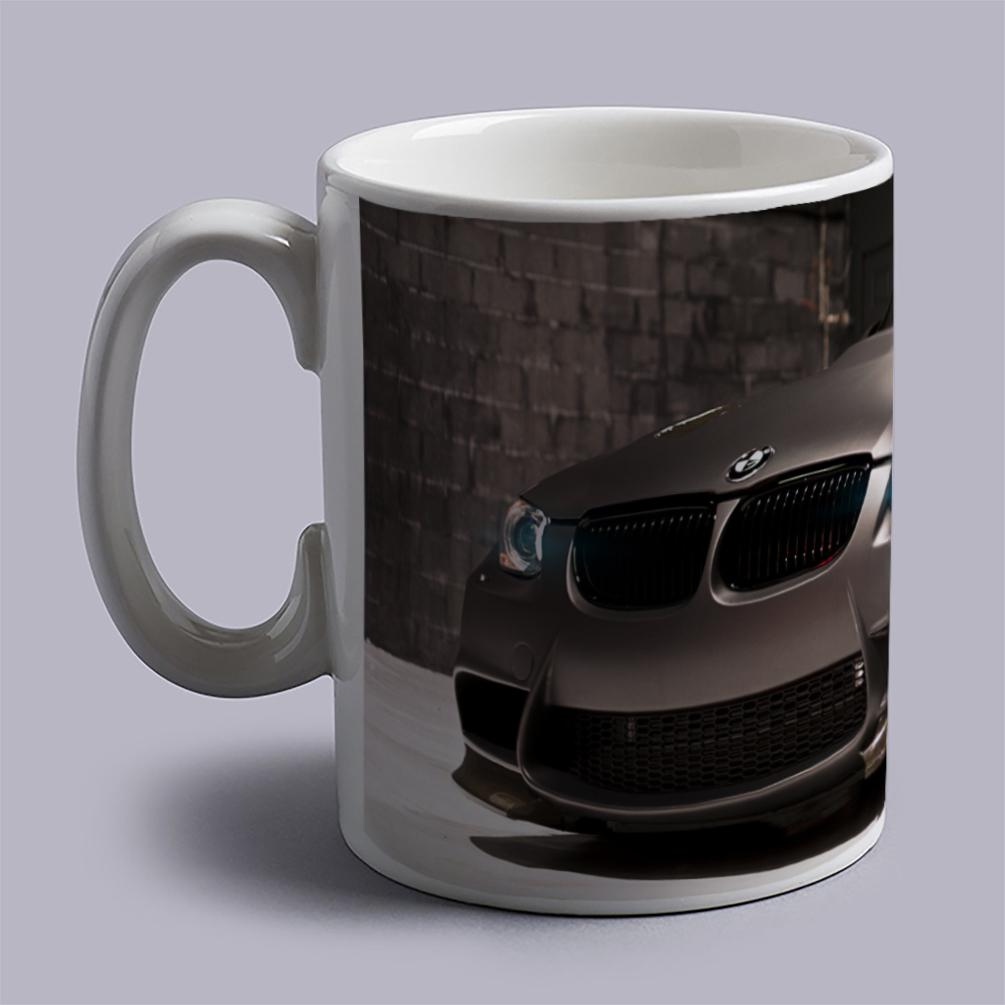 Bmw Sports Car Coffee Mug Mg0134 At Best Prices