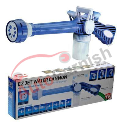 Autofurnish ez jet water cannon 8 in 1 turbo water spray for How to remove caked on deodorant from shirts