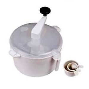 Dough Maker Mnaual Atta Maker available at ShopClues for Rs.189