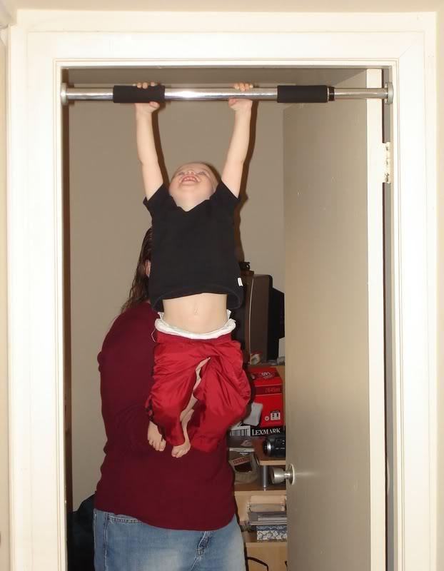 Hanging Pull Up Bar Chin Up Bar Door Bar Height