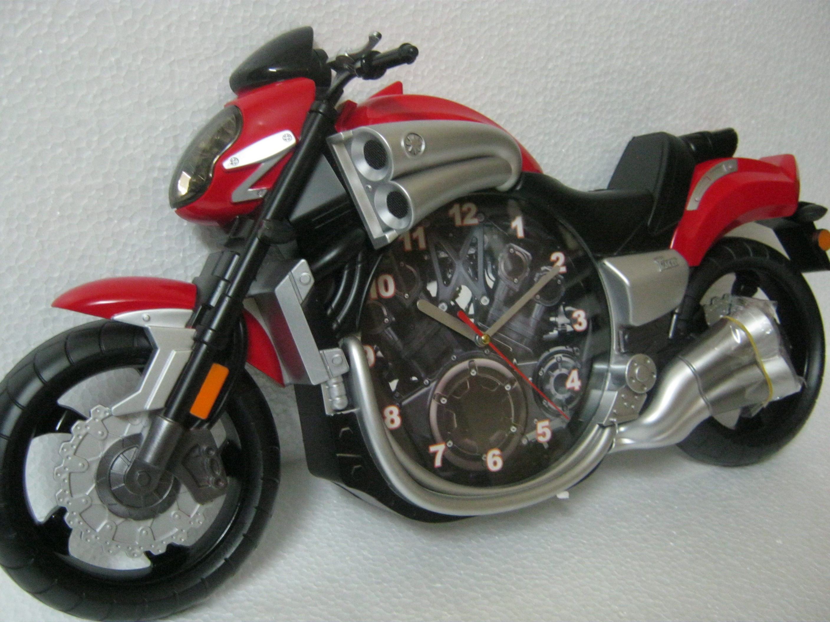 New Bullet Bike Photos Bullet Bike Wall Clock
