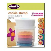 Cookie Cutter And Stamp (shapes)