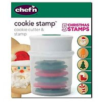 Cookie Cutter And Stamp (christmas)