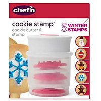 Cookie Cutter And Stamp (gingerbread)