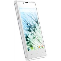 Lava Iris 250,White 1GHz Dual Core, Android OS V4.2 (Jelly Bean) New + Free&fast