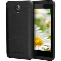LAVA IRIS 415 Black Android V4.2 OS , 1 GHz , 5 MP Camera , HD Recording