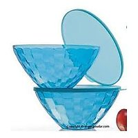 Tupperware Prism Bowl(600 Ml) Set Of 2