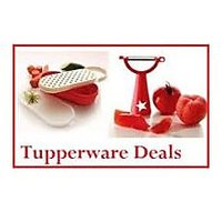 Tupperware Handy Grater & Vegetable Peeler - COMBO