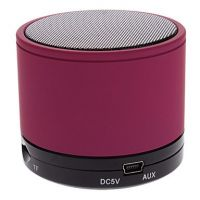 Callmate Mini Bluetooth Speaker S10 - Purple