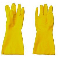 Hand Gloves Kitchen Household Protector Kitchen Hand Gloves Household Gloves  Latex Gloves