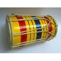 Mini Dholak For Kids Or Decoration (Baby Dholak)