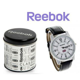 Reebok Round Jagger White Dial Watch - 7000868