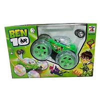 Stunt Car Rechargeable With Remote Control__BIG SIZE