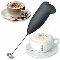 BATTERY OPERATED Portable Hand Blender For Lassi, Milk, Coffee, Egg Beater Mixer