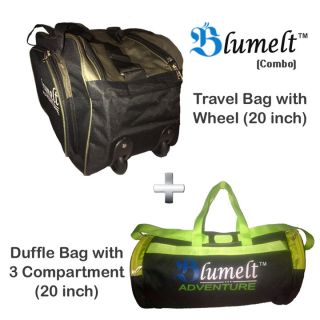 Blumelt Stylish Travel Bag Combo