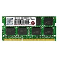 Transcend DDR3 Laptop RAM 4Gb