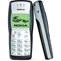 Brand New Factory Refurbished Nokia 1100  With Box And Original Battery