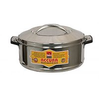 Accura Insulated Stainless Steel Hot-pot With Click Lock System (3000)