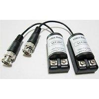 UTP 1-CH Passive BNC Video Balun Connector - 7023204
