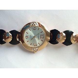 New Elegant Fashion Simply Design Lady Girl Quartz Bracelet Wrist Watch