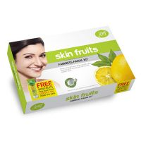 Joy Skin Fruits Fairness Facial Kit 55gm Pack Of 2