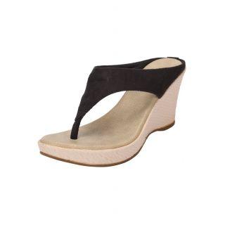 Awssm Fashion Wedge Slipper 6277_Awssm_Black