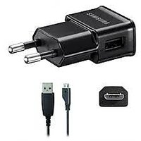 100% ORIGNAL Micro USB Travel Charger For Samsung-black