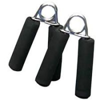 Pair Of Hand Grip Spring Wrist Exerciser With Foam Handle - 7063168