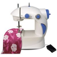 4 In 1 Mini Sewing Machine With Foot Pedal & Hand Operated Ideal Gift For Womens [CLONE]