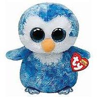TY- ICE CUBE - Blue Penguin Reg