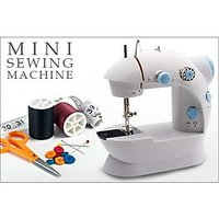4 In 1 Portable Mini Sewing Machine With Adaptor And Pedal