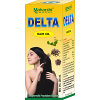 Delta Hair Oil - For Premature Hair Fallin