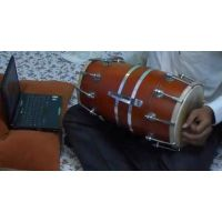 Online Live, One-on-One Dholak Training Program For Beginners - 12 Skype Lessons