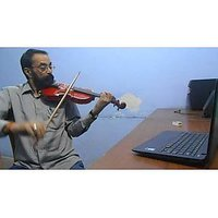 Online Live, One-on-One Violin Training Program For Beginners - 12 Skype Lessons