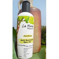 Anti Dandruff Hair Oil-Aromatherapy Blend