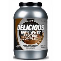 Qnt Delicious 100 Percent Whey Protein - 1 Kg - VANILLA