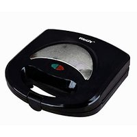 Euroline Sandwich Maker Triangle Black  El-003T