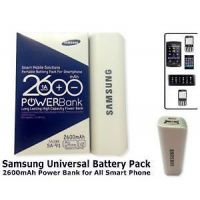 Samsung 2600 MAh PowerBank With Data Cable